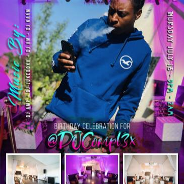 Henny & Hookah: Compl3x BDay Party-img