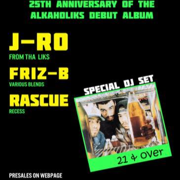 RECESS  *performing Live DJ Sets at BBR*  w/ J-RO/ALKOHILIKS-img