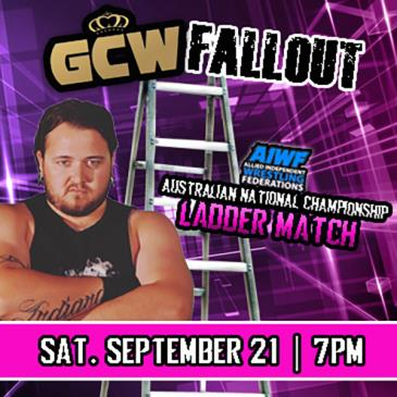 AIWF Presents GCW Fallout: Main Image