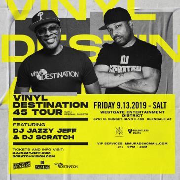 DJ Jazzy Jeff & DJ Scratch: Main Image