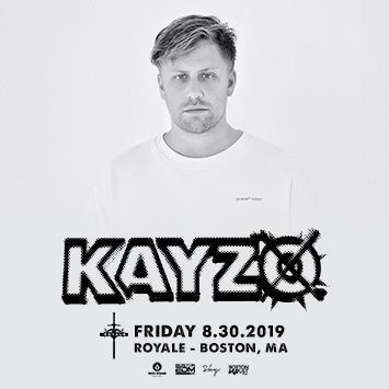 Kayzo - BOSTON: Main Image