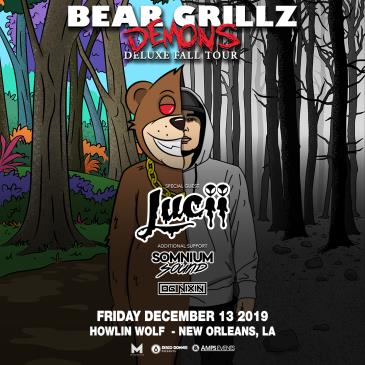 Bear Grillz - NEW ORLEANS: Main Image
