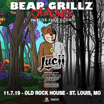 Bear Grillz - ST. LOUIS: Main Image