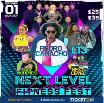 NEXT LEVEL DANCE FITNESS FEST: Main Image
