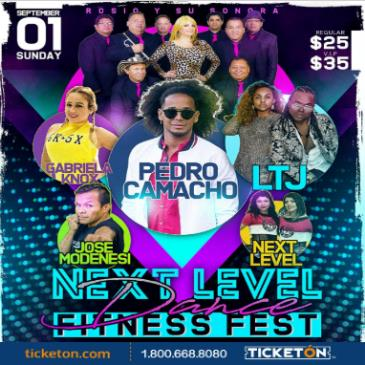 NEXT LEVEL DANCE FITNESS FEST
