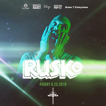 Rusko - BOSTON: Main Image