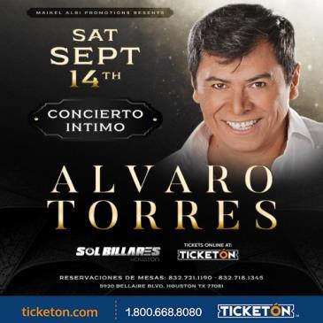 ALVARO TORRES: Main Image