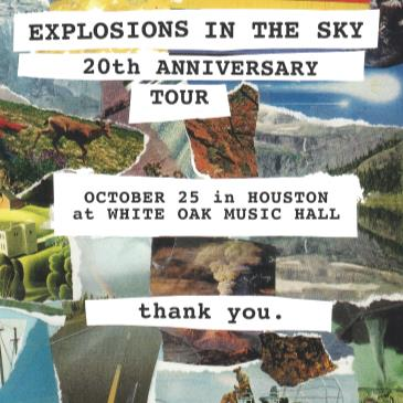 Explosions in the Sky 20th Anniversary Tour-img