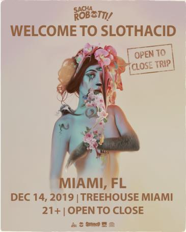 Sacha Robotti @ Treehouse Miami: Main Image
