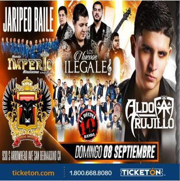 CANCELED-JARIPEO BAILE: Main Image