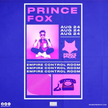 Prince Fox CANCELLED: Main Image