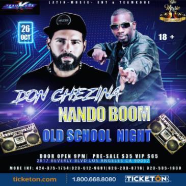 DON CHEZINA / NANDO BOOM