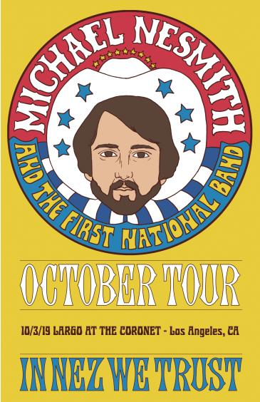 Michael Nesmith & The First National Band: Main Image