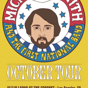 Michael Nesmith & The First National Band-img
