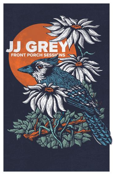 JJ Grey - Front Porch Sessions: Main Image