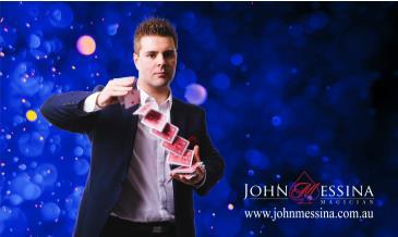 "House of Magic Presents ""The Magic of John Messina"": Main Image"