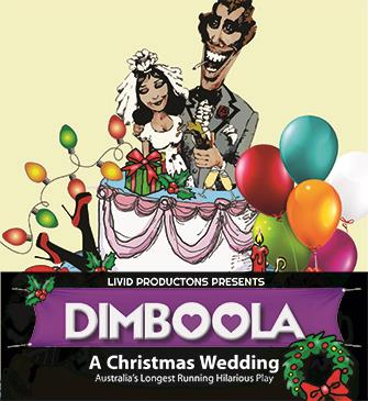 Dimboola - A Christmas Wedding: Main Image