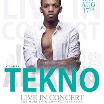 Tekno LIVE in Concert-img