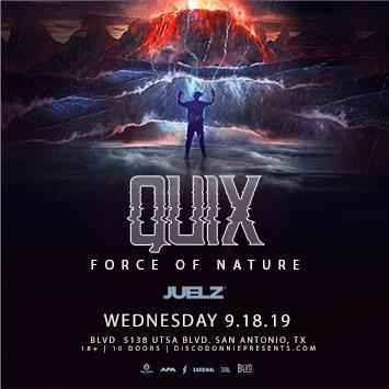 Quix - SAN ANTONIO: Main Image