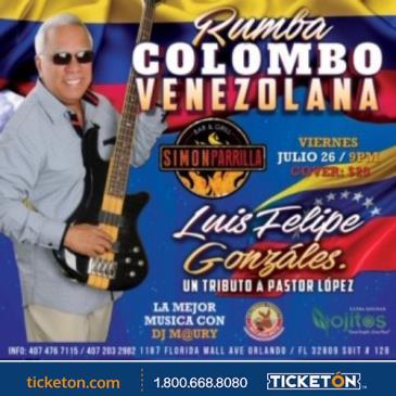 RUMBA COLOMBO - VENEZOLANA