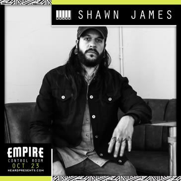Shawn James: Main Image