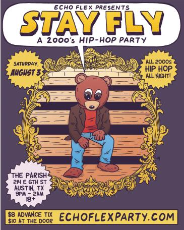 Stay Fly: a 2000s Hip Hop Party: Main Image