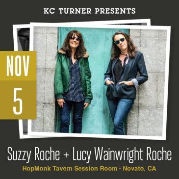 Suzzy Roche & Lucy Wainwright Roche: Main Image