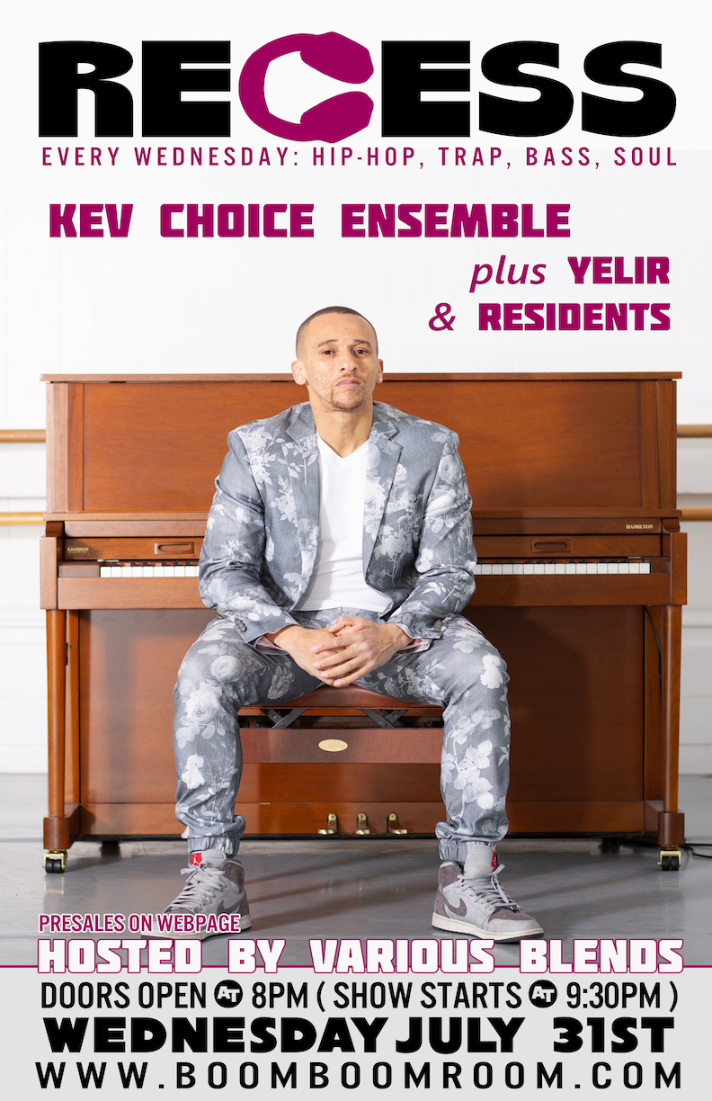 Buy Tickets to KEV CHOICE ENSEMBLE & YELIR (+ RECESS