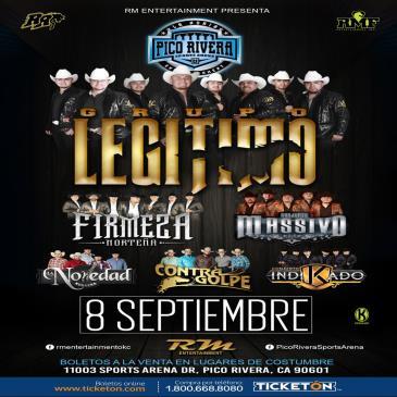 Pico Rivera Sports Arena Tickets - See Tickets
