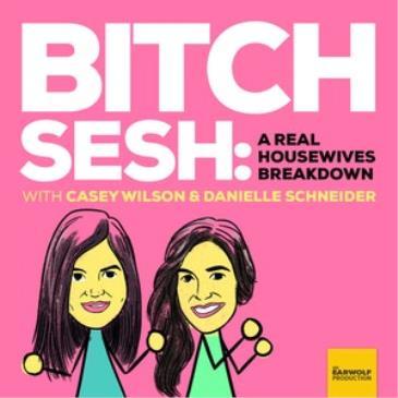 Casey Wilson and Danielle Schneider Bitch Sesh: Live-img