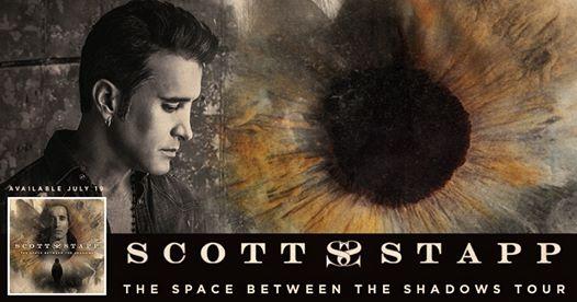 Buy Tickets To Scott Stapp Of Creed Messer Space Between