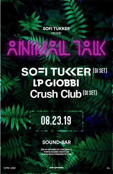 Animal Talk: Sofi Tukker (DJ Set): Main Image