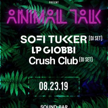 Animal Talk: Sofi Tukker (DJ Set)-img