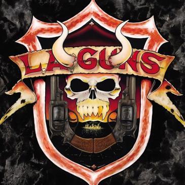 L.A. Guns  Starring Phil Lewis & Tracii Guns: Main Image