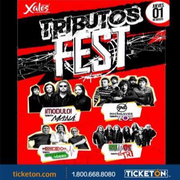 TRIBUTOS FEST 2