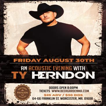 An Acoustic Evening With Ty Herndon-img