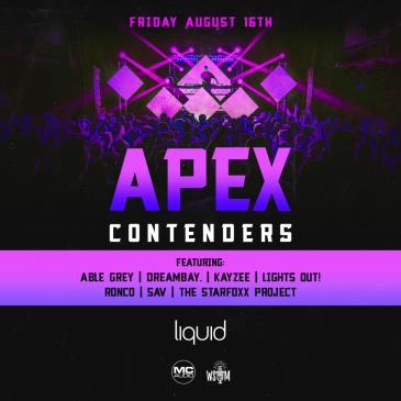 APEX CONTENDERS 8.16: Main Image