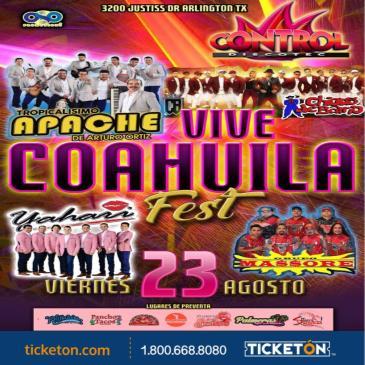 VIVE COAHUILA FEST