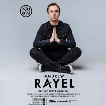 Andrew Rayel: Main Image