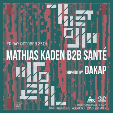 Santé b2b  Mathias Kaden @ Treehouse Miami-img