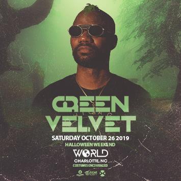 Green Velvet - CHARLOTTE: Main Image