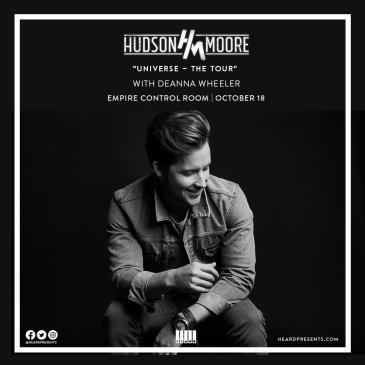 "Hudson Moore ""UNIVERSE – THE TOUR"" with Deanna Wheeler-img"
