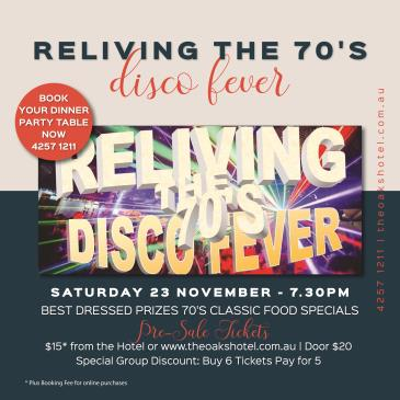 Reliving the 70's - Disco Fever: Main Image