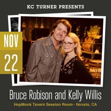 Kelly Willis and Bruce Robison: Main Image