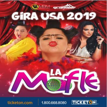 LA MOFLE GIRA USA 2019: Main Image
