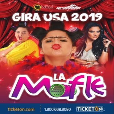 LA MOFLE GIRA USA 2019