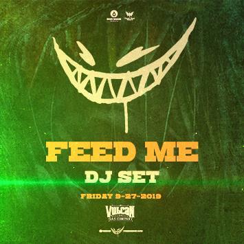 Feed Me - AUSTIN: Main Image