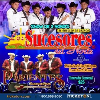 SUCESORES DEL NORTE: Main Image