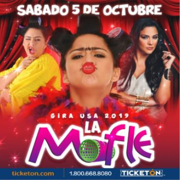 """ lA MOFLE"" Flor Maria Palomeque"