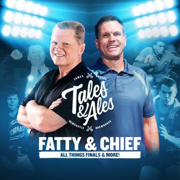 Tales & Ales | Fatty & Chief: Main Image